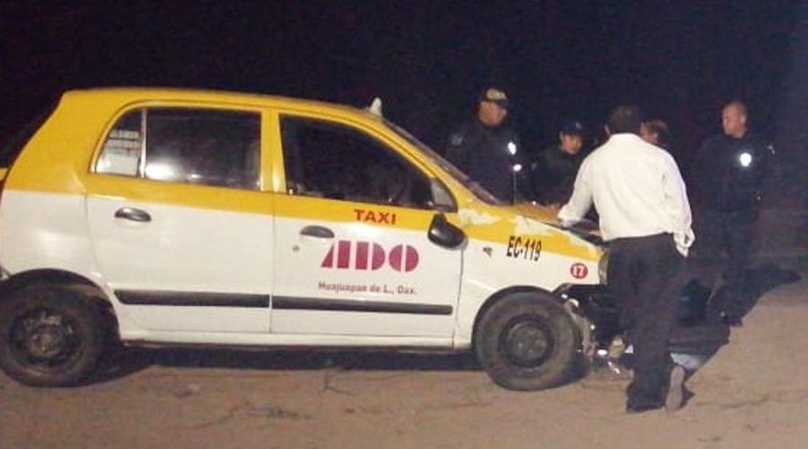 Daños y lesiones deja encontronazo | El Imparcial de Oaxaca