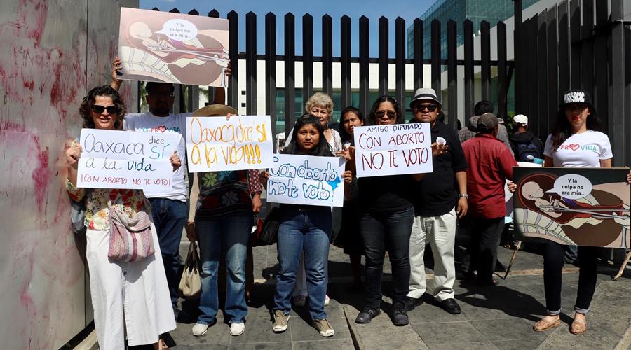 El aborto es inconstitucional, argumentan médicos provida | El Imparcial de Oaxaca