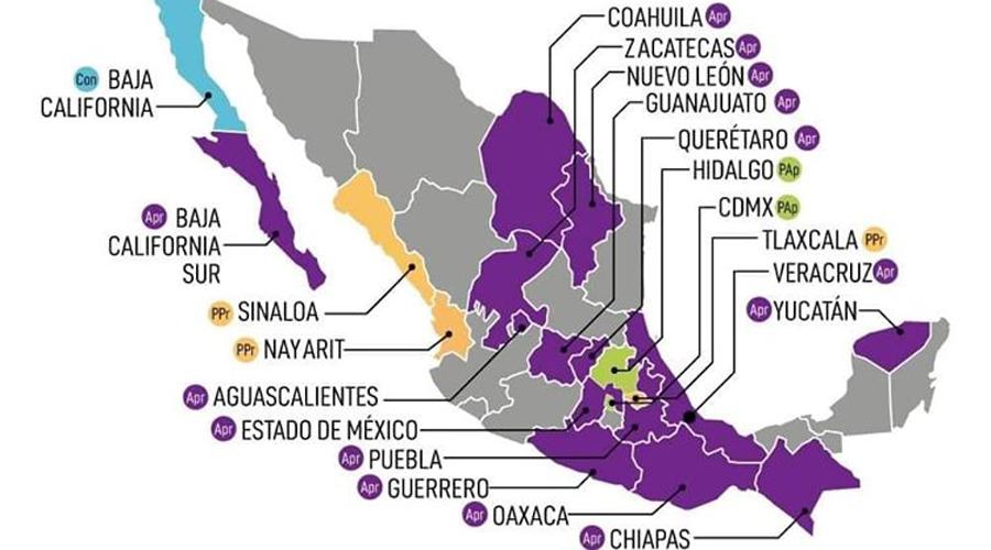 Rolar el pack, delito sin castigo en Oaxaca