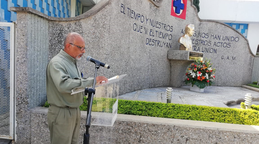 Celebran 66 Aniversario de la reestructuración Socioeconómica de la Cooperativa la Cruz Azul