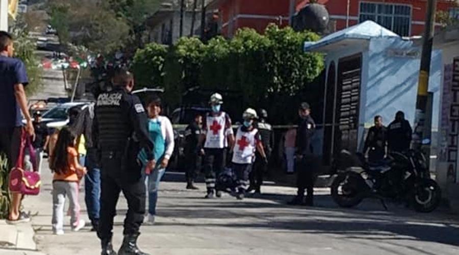 Acribillan a hombre en Huajuapan de León