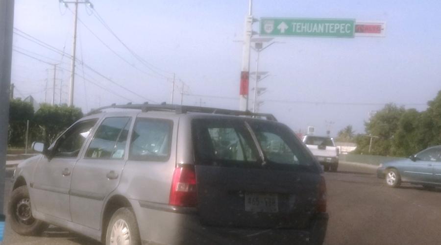 Automovilistas omiten señalamientos viales   El Imparcial de Oaxaca
