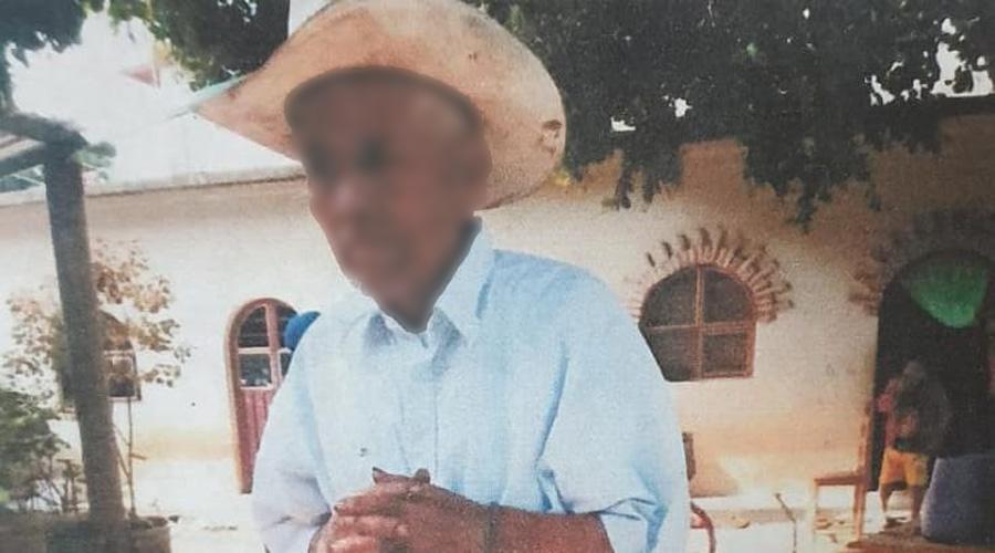 Lo hallan muerto en Tomaltepec