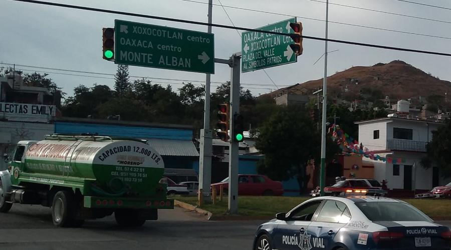 Baleado en Santa Cruz Xoxocotlán