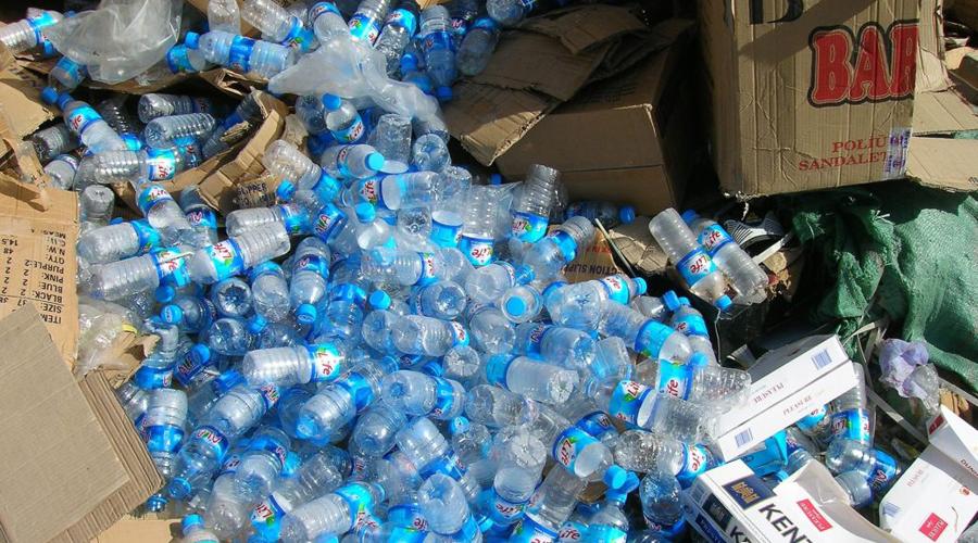 """""""Los Salvadores""""; brigada de reciclaje que busca crear conciencia ecológica"""
