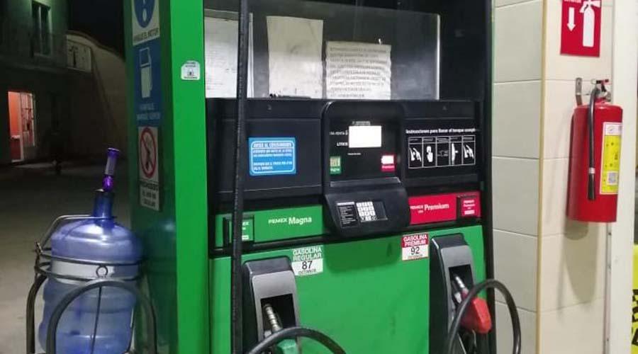 Inestable precio de las gasolinas
