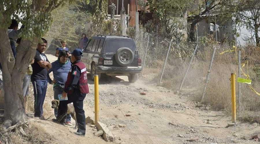 Reabren vialidad en la colonia Guadalupe Victoria