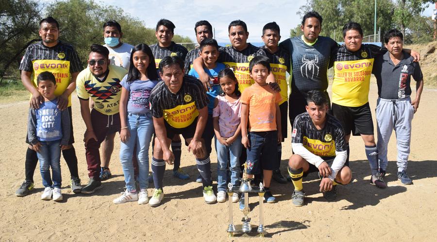 Valedores logran el campeonato