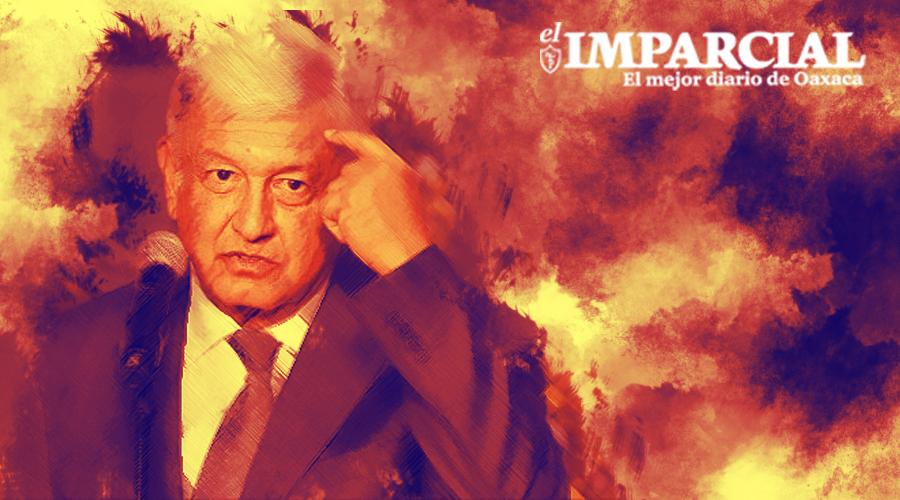 Arresto de Genaro García Luna no se usa para atacar a Calderón: López Obrador   El Imparcial de Oaxaca