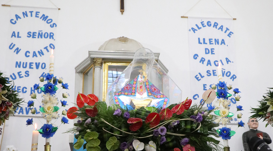 Fiesta y devoción en San Juan Chapultepec
