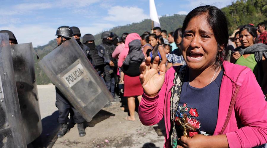¡Se agrava conflicto!   El Imparcial de Oaxaca