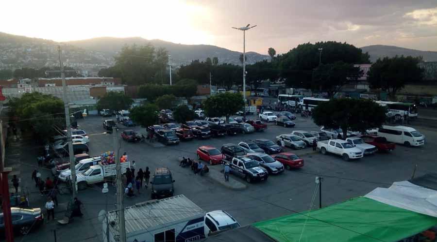 """Ponen en marcha operativo """"Mercado Seguro"""" en la Central de Abasto"""