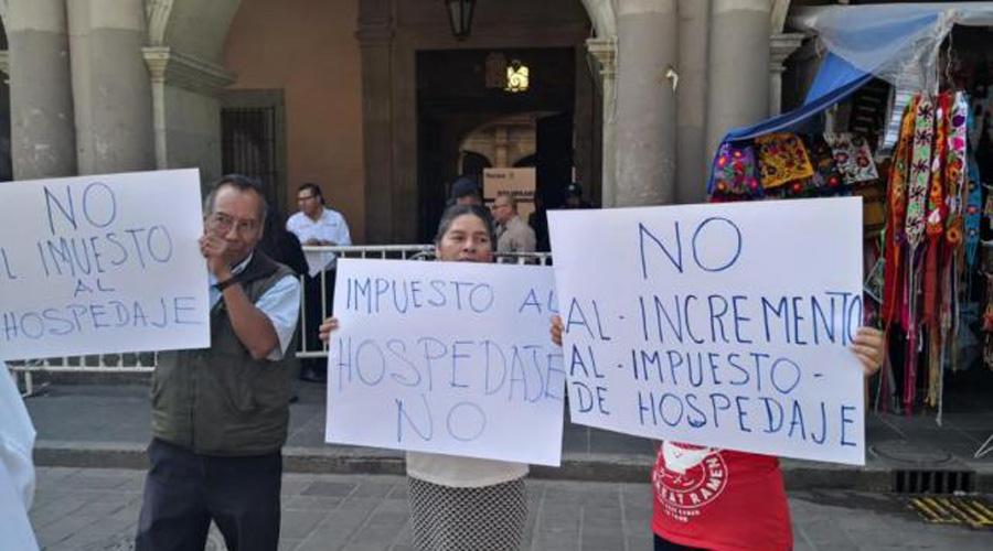 Reconoce Iniciativa Privada decisión de Murat de retirar iniciativa de nuevos impuestos | El Imparcial de Oaxaca