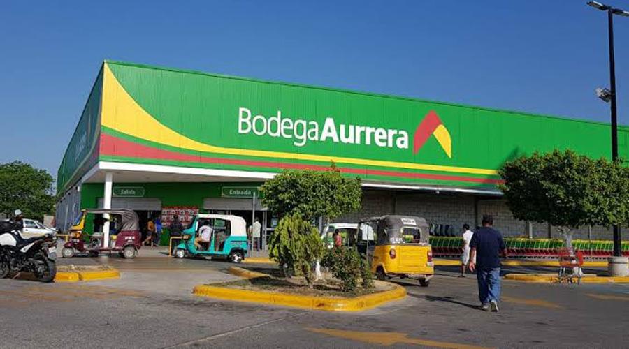 Asaltan caja de Bodega Aurrerá | El Imparcial de Oaxaca