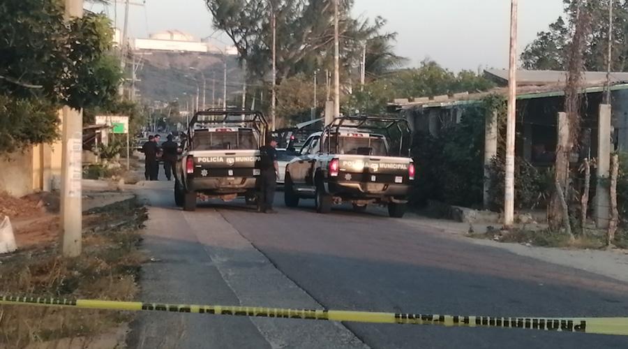Lo masacran en su hamaca en Salina Cruz