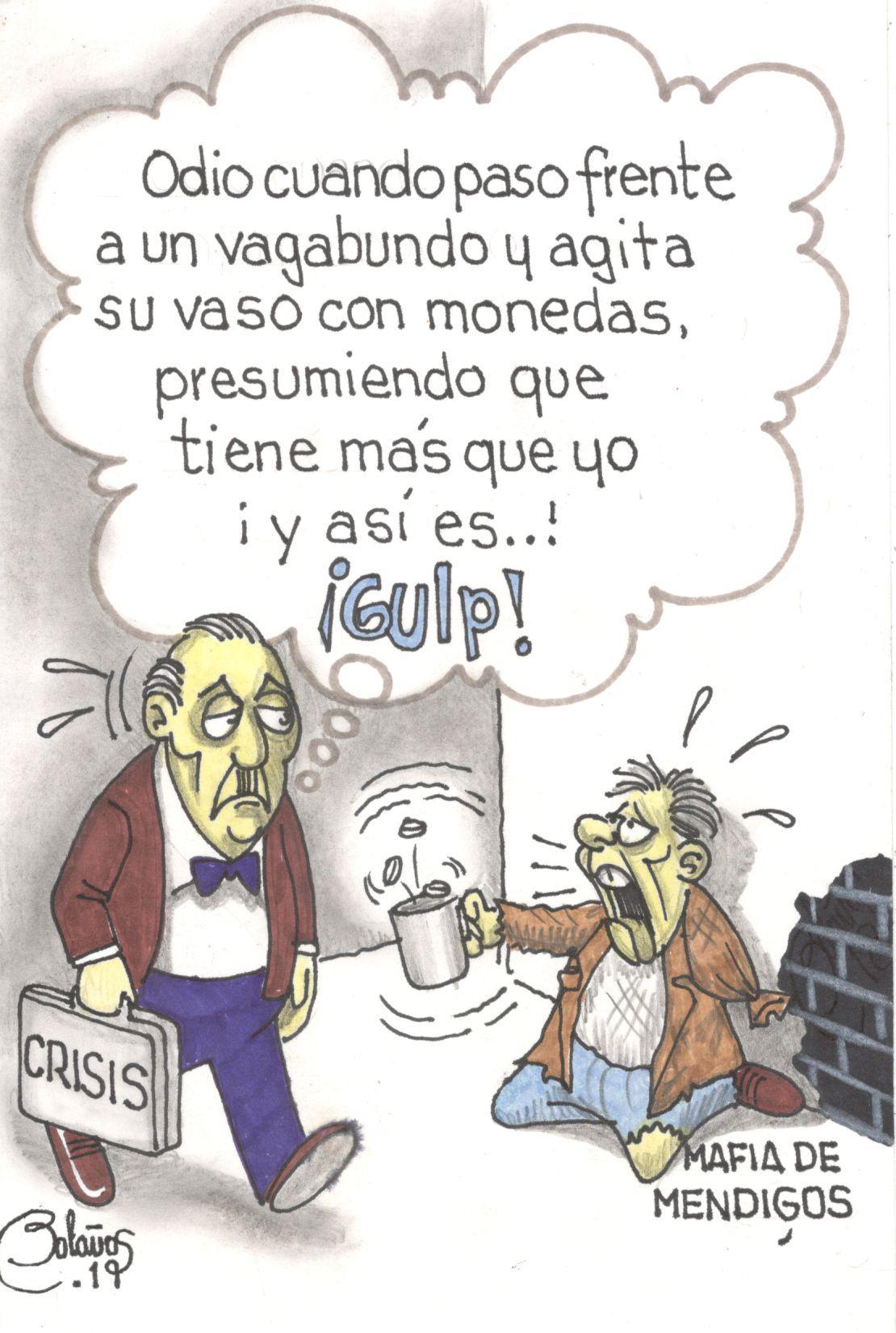 Mafia de mendigos | El Imparcial de Oaxaca