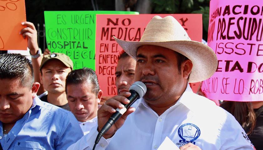 Pasiva la sección 22 ante celebración de AMLO | El Imparcial de Oaxaca