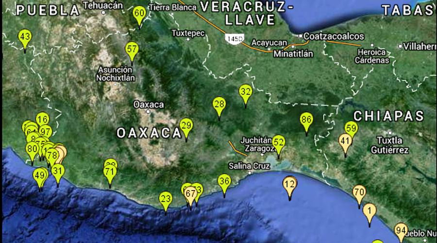Han ocurrido 13 mil 435 sismos en Oaxaca | El Imparcial de Oaxaca