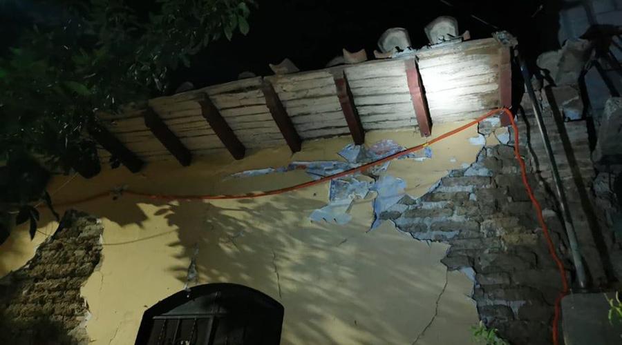 Regresó el miedo con temblor en el Istmo