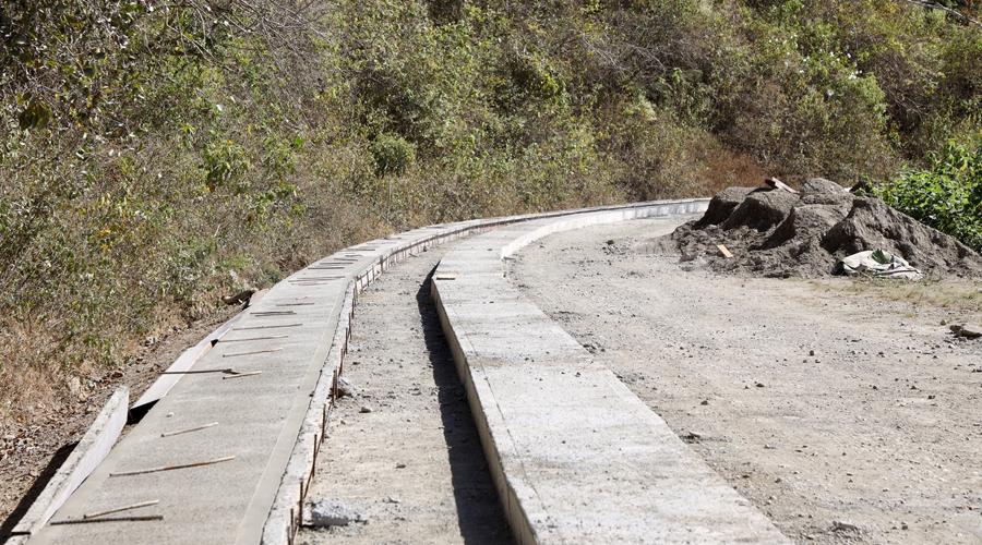 Claroscuros de la 4T: caminos rurales