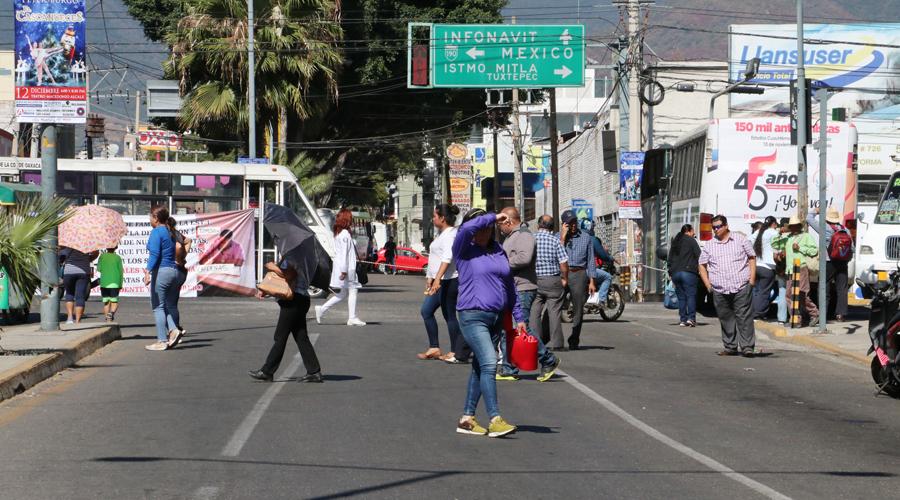 Oaxaca: la tierra de los bloqueos