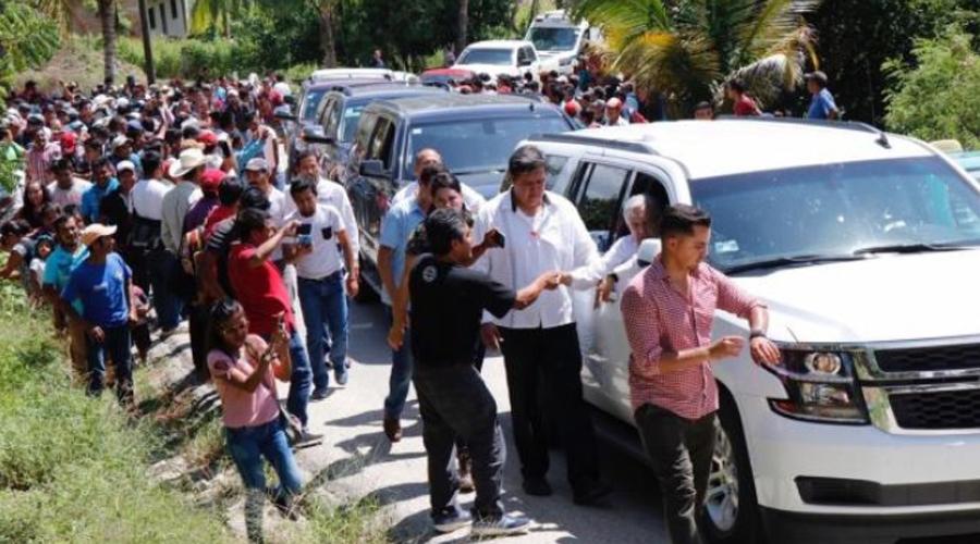 Ladrones del paraíso; intentan despojar de tierras a Tilzapote