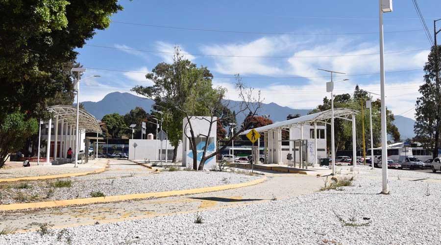 Otro año sin obra pública en Oaxaca