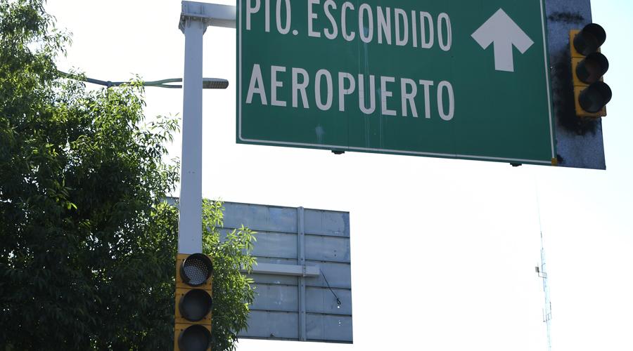 En ruinas se encuentran red de semáforos de la capital Oaxaqueña