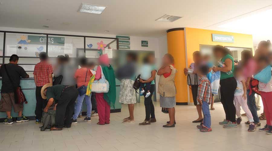 Agudiza crisis en Hospital de la Niñez; principalmente son afectados los niños con cáncer