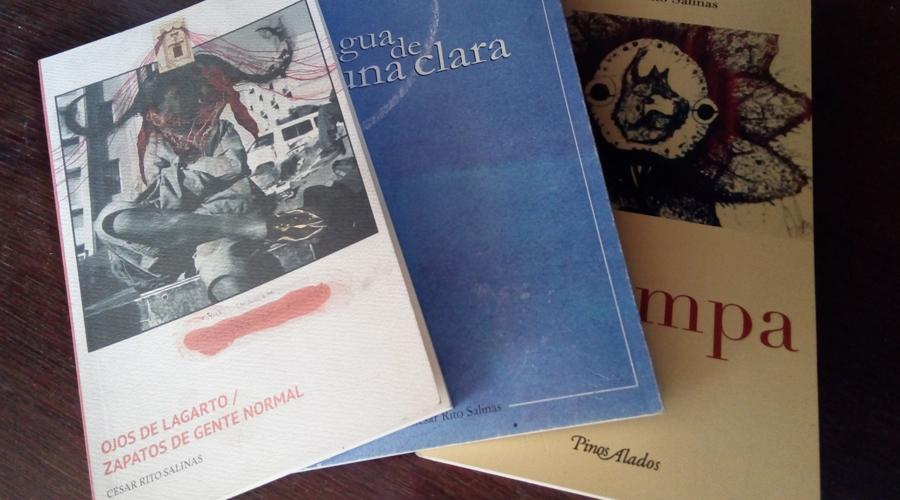 César Rito Salinas: A las letras como al periodismo se entra por ignorancia
