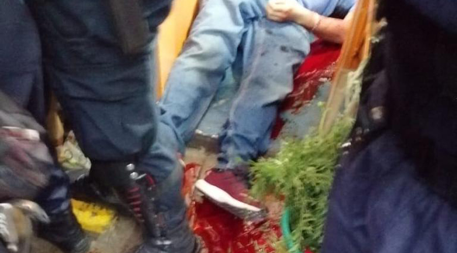 Matan a comerciante en el mercado de La Merced