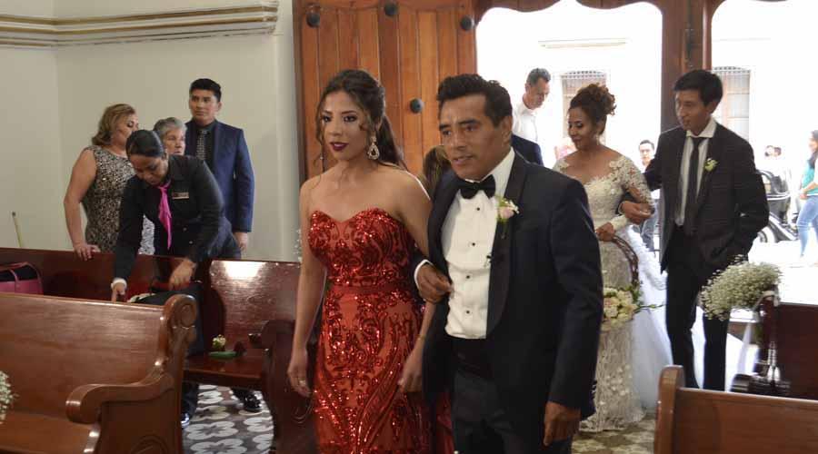 Boda de plata para Enrique y Marcela