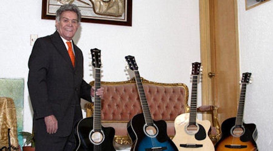 Murió Chamín Correa, el requinto de oro