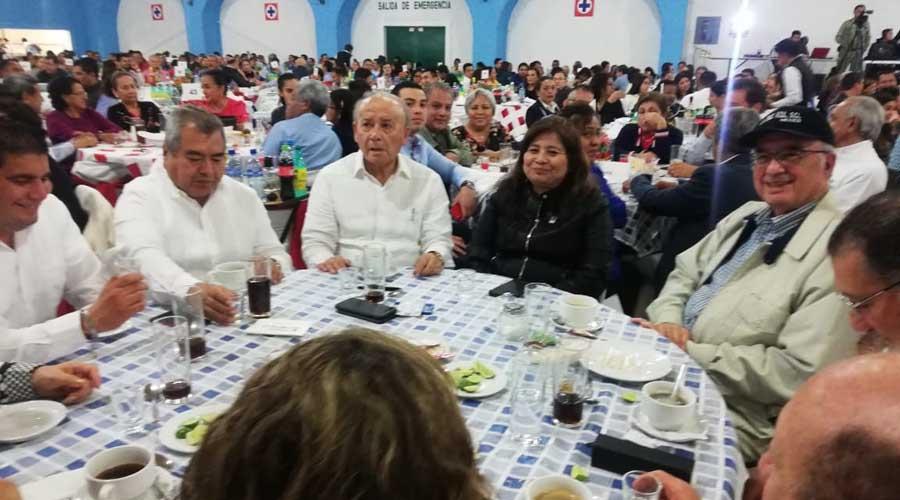 Celebran 66 años de la restructuración socio económica de la empresa Cruz Azul