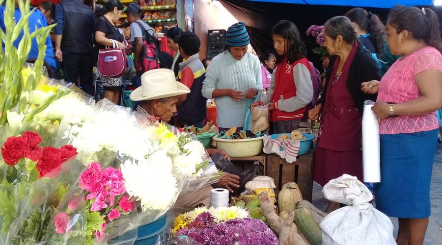 Crece el comercio formal y ambulante en Huautla   El Imparcial de Oaxaca
