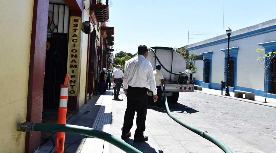 Se agudiza escasez de agua en municipios de Oaxaca