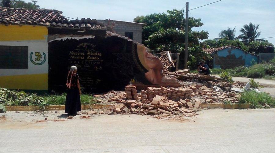 """Muere """"Na Rosita""""; fue un ícono de la reconstrucción"""