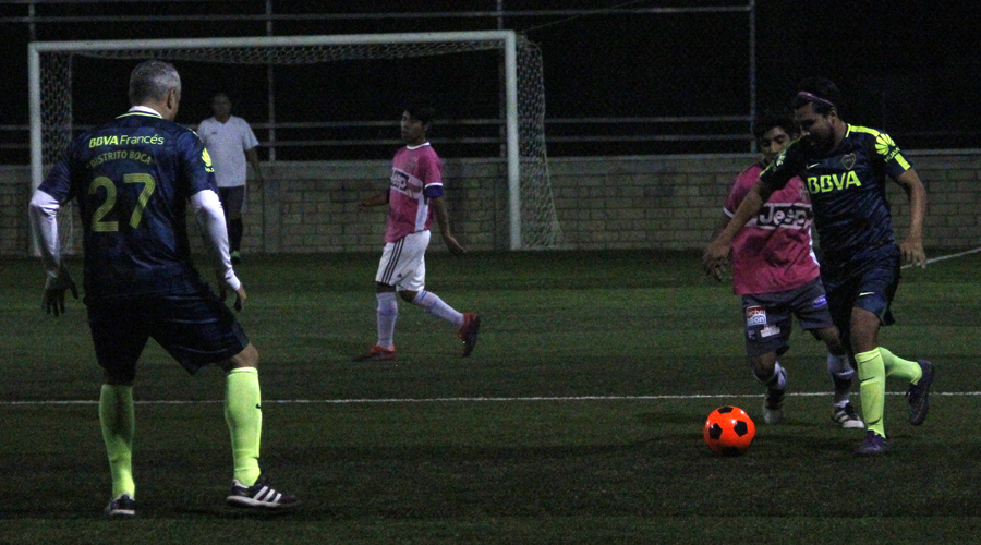 Cede terreno al Futbol 7