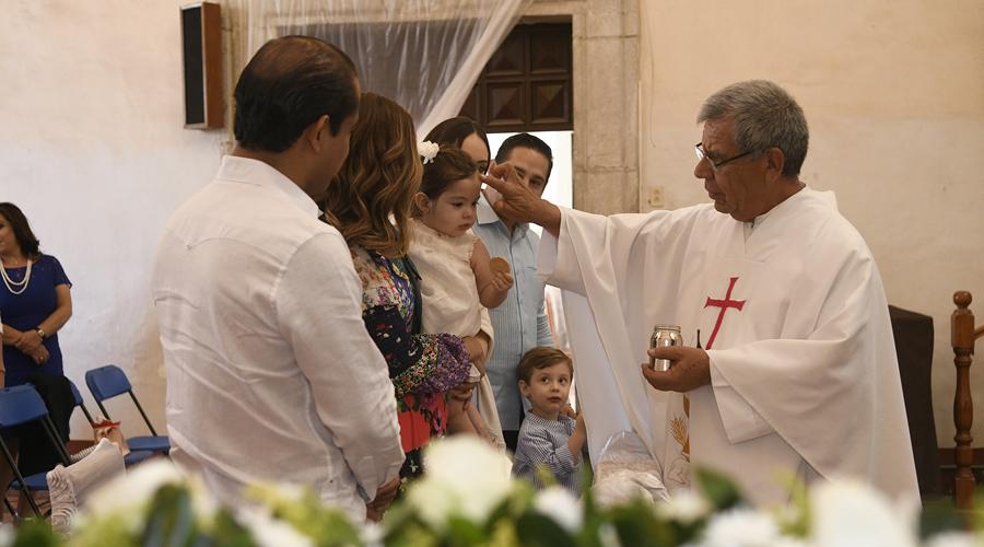 Primer sacramento de María José