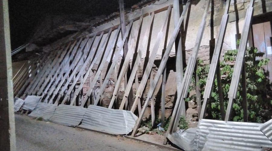 Evalúan en municipios del Istmo de Oaxaca, daños por sismos