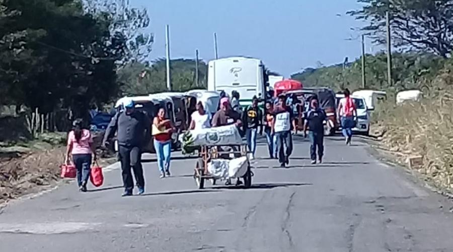 Mototaxistas exigen demanda de atención gubernamental