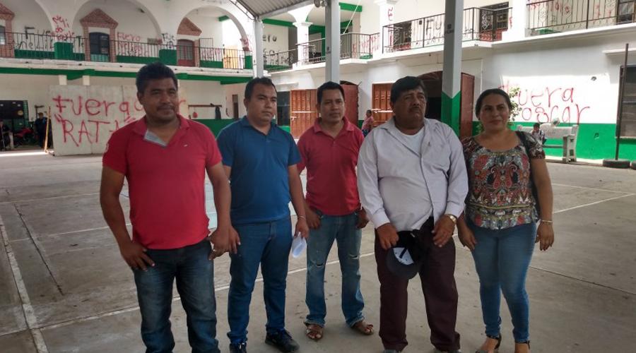 Regidores de Juchitán exigen rendición de cuentas