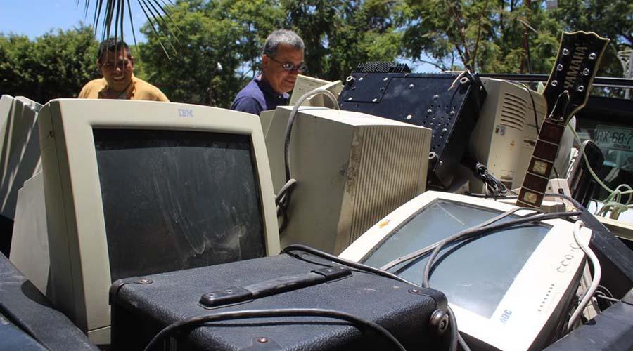 Concluirá este mes la segunda jornada de reciclaje en la Mixteca