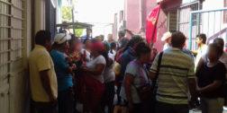 En Salina Cruz se manifiestan por un pleito familiar