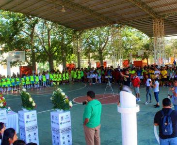 Arranca Juegos Nacionales de la Conade en Huatulco