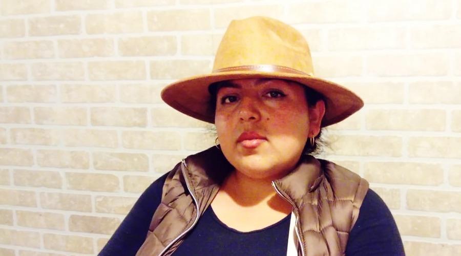 Mujer mixteca denuncia violencia política