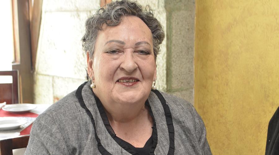 Celia Ávila celebra la vida
