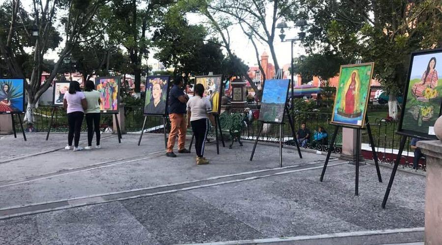 Lamentan desaparición de pinacoteca en Huajuapan