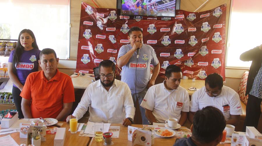 Se alistan para el Futbolito | El Imparcial de Oaxaca