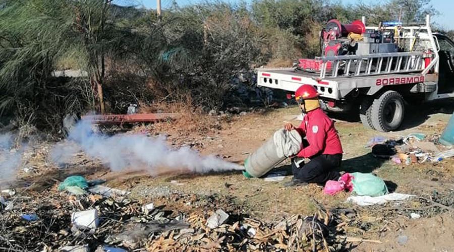 Cilindros de gas ponen en peligro a los ciudadanos